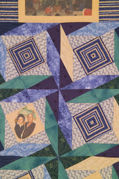 Pinwheels and Pictures (detail)