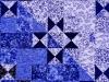 Blue & White Rhapsody (detail)